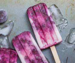 Zlim zomerse verantwoorde fruitijsjes