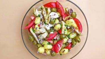 Zlim recept - Griekse gnocchi