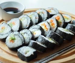 Zlim sushi recept