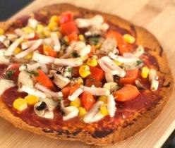 Zlim gezonde pizza maken met recept voor groentepizza