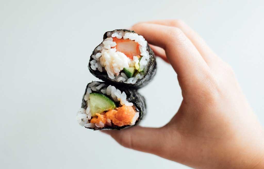 Zlim sushi maken