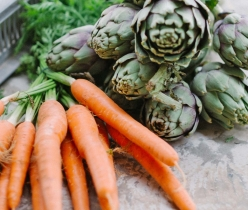Wat eten we in juni - seizoensgroenten Zlim