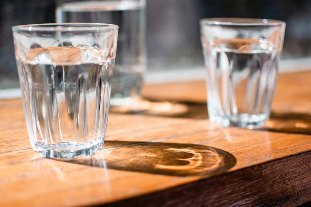 Zlim water drinken