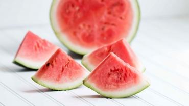Hoe gezond is een watermeloen?
