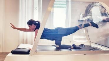 Zlim sporten tijdens en na de zwangerschap