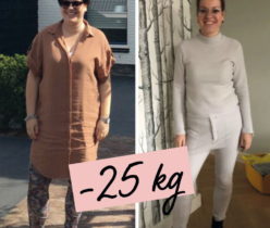 Karlijn is 25 kilo afgevallen - Zlim klantervaring