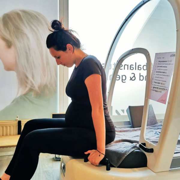 Gezond en fit tijdens de zwangerschap - Kim klantervaring Zlim