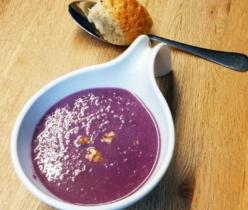 Rode kool soep recept van Zlim