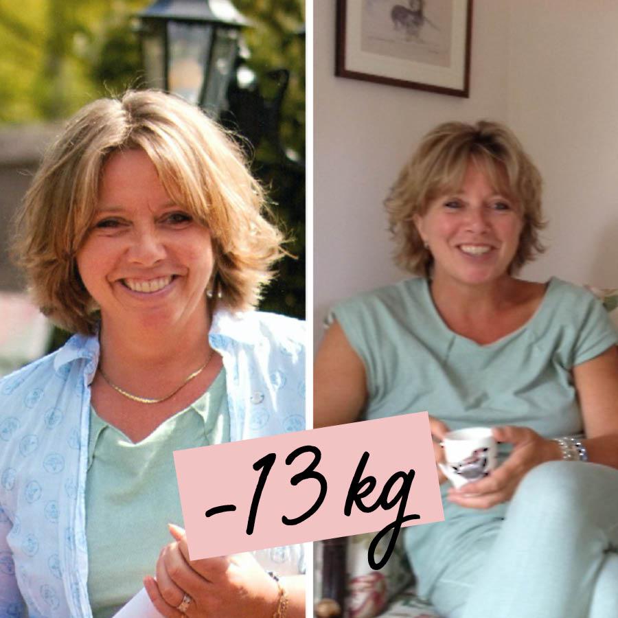 Meer eten voor minder gewicht | Bettien vertelt over afslanken bij Zlim