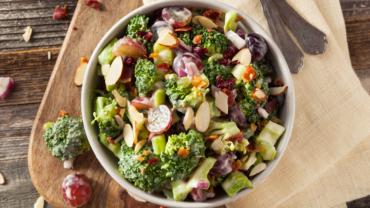 Recept Broccoli salade